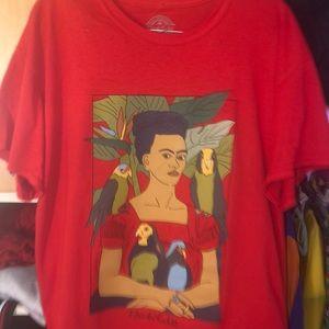 Frida Kahlo t shirt